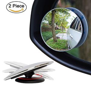 $0.92Blind Spot Mirror, Samdone Stick-On Adjustable 2