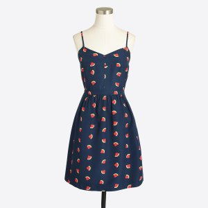 Printed Seaside Cami Dress : Women's Dresses | J.Crew Factory