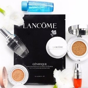Exclusive GWP($118 value)With $39.5 Lancome Purchase @ Nordstrom