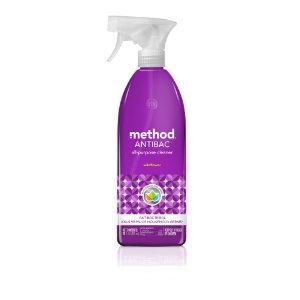 Method Antibac All Purpose Cleaner, Wildflower, 28 Oz   Jet.com