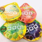 UHA Mikakuto Kororo Gummy 40g 6 Bags