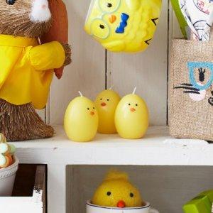 Chick Candles, Set of 6 | Sur La Table