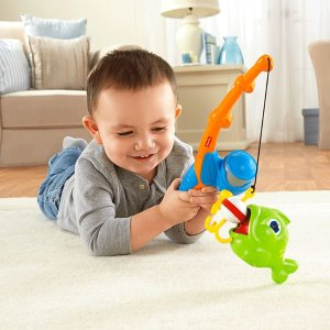 Fisher-Price Grow With Me Fishin' Fun | BFV11 | Fisher-Price