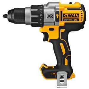 $99DeWalt DCD996B 20V Max XR Lithium Ion Hammer Drill