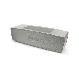 Bose SoundLink Mini Bluetooth Wireless Speaker II, Pearl Silver #725192-1310 | eBay