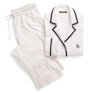 Pima Cotton Sleep Set - Sleepwear & Robes � Women - RalphLauren.com