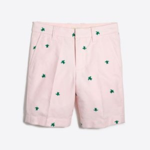 Boys' Gramercy short in printed oxford : FactoryBoys Shorts | Factory
