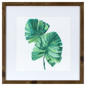 Framed Tropical Wall Art - Threshold™ : Target