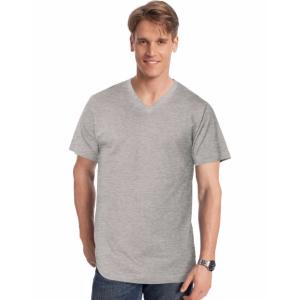 Hanes Signature Men's V-Neck T-Shirt | Hanes