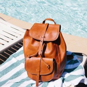 The Transport Rucksack @ Madewell