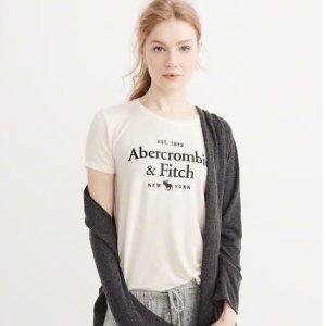 5折一日闪购:Abercrombie & Fitch 官网精选男女服饰热卖