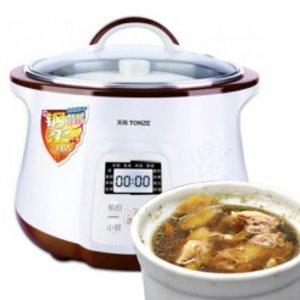 Tonze Smart Ceramic Pot Electric Stewpot DGD-18EG