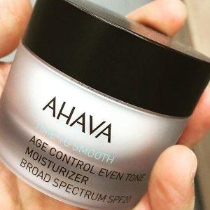 Buy one Get one FreeSitewide sale @ AHAVA