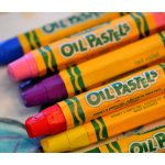 Crayola Oil Pastels; Art Tools; 28 ct; Bright, Bold Opaque Colors; Jumbo Size