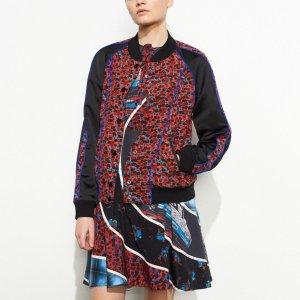COACH: Reversible Varsity Jacket