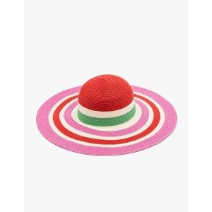Sun Hat (Strawberry Sundae)