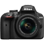Nikon Refurbished D3400 24.2MP DSLR w/ 18-55mm Lenses
