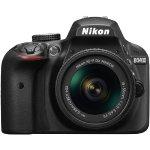 Nikon Refurbished D3400 24.2MP DSLR w/ 18-55mm Lenses