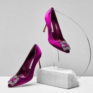 Up to 40% OffSelect Manolo Blahnik Shoes @ Barneys New York