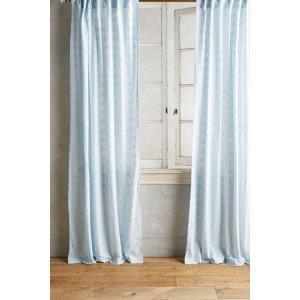 Quadrille Curtain | Anthropologie