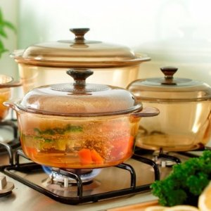 10 Off 50 Free Shipping On Visions Cookware
