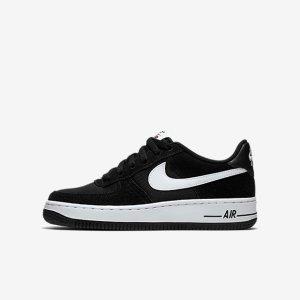 Nike Air Force 1 (3.5y-7y) Big Kids' Shoe.