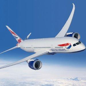 """最低7,500分换一张机票""""短途之王""""英国航空里程使用指南"""