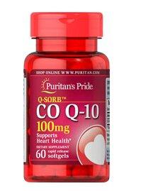 6 for $23.98Puritan's Pride Q-SORB™ Co Q-10 100 mg 60 Softgels