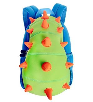 OFUN 3D Dinosaur Kids Backpack for Boys Girls Toy Book Bag, Gift for Toddler