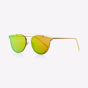Rainbow Lens Brow Bar Sunglasses