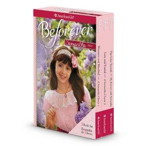 Samantha 3-Book Boxed Set