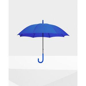 Womens Blue Print Walker Umbrella   Official US Hunter Boots Store
