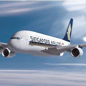 往返东京首尔香港$499起新加坡航空国际航线黑色星期五特卖