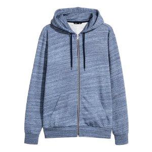 Hooded Jacket Regular fit