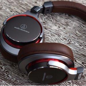 $89.50Refurbished Audio-Technica ATH-MSR7 Over-Ear High-Res Audio Headphones