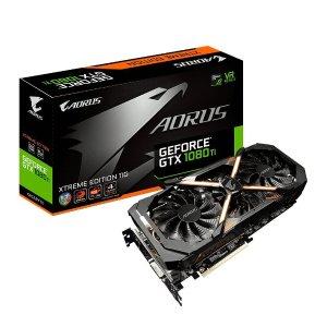 $679.99Gigabyte Aorus GTX 1080 Ti Extreme版 旗舰级显卡
