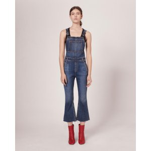 Crop Flare Overall Jean | rag & bone sale