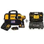 Dewalt power tools sale @ Homedepot