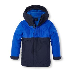Boys Long Sleeve 3-in-1 Jacket | The Children's Place