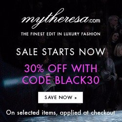 30% OFFCURRENT Season @ mytheresa