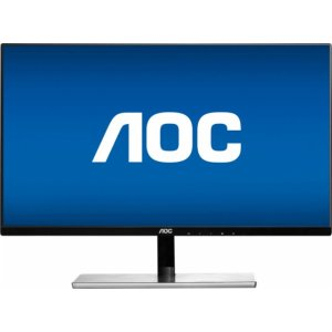 AOC 21.5吋 IPS超窄边框全高清显示器