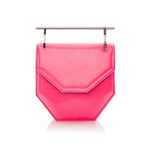 Mini Amor Fati Fluro Pink by M2Malletier