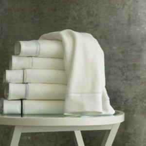 Langdon Border Towel