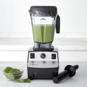 Vitamix Certified Reconditioned 5300 Blender, Black or Red
