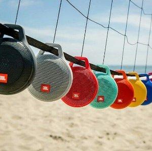 JBL Clip+ Splashproof Bluetooth Speaker