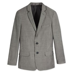 Calvin Klein Boys' Husky Mini Birdseye Jacket - Sale & Clearance - Kids & Baby - Macy's