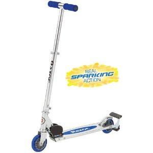 $39Razor Spark Kick 折叠滑轮车