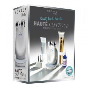 Haute Contour Facial Toning Gift Set | NuFACE | b-glowing