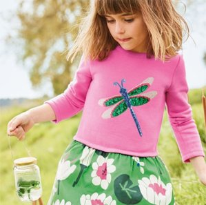 20% OffBaby and Kid's Clothing @ Mini Boden