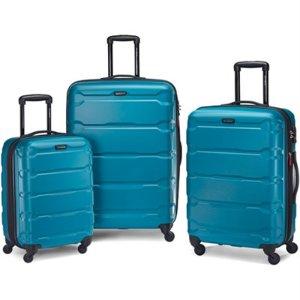 $199.99 无税包邮新秀丽Samsonite Omni 时尚硬壳旅行箱三件套 四色可选